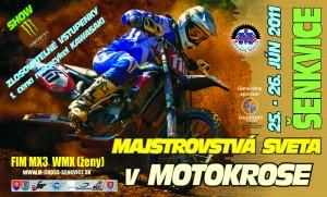 WCH MX3 men and women Šenkvice 2011