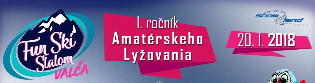 VP Valčianská dolina 2018 v zjazdovom lyžovaní