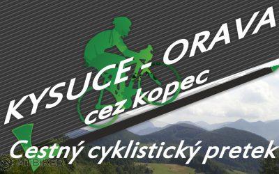 2.ročník Kysuce-Orava cez kopec 2018