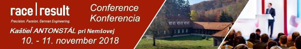 Športová konferencia pre organizátorov a personál 2018