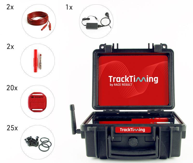 TrackTiming -Automatické meranie časov na okruhoch