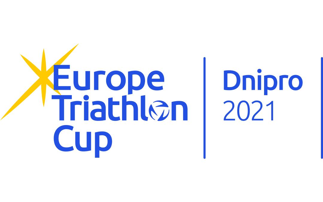 2021 Europe Triathlon Cup Dnipro